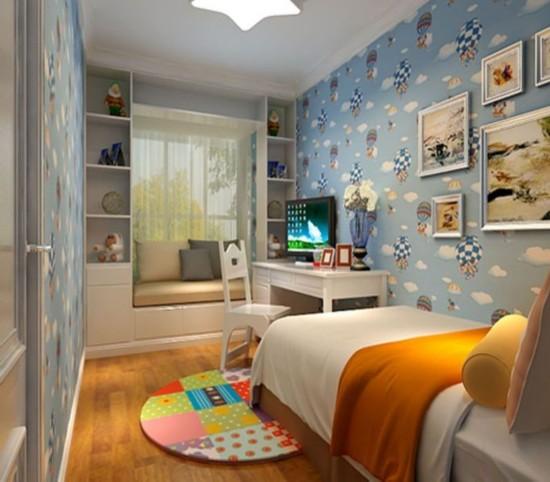 儿童房装修 室内装修