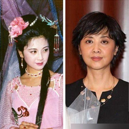 """86版《西游记》""""女儿国国王""""—朱琳"""