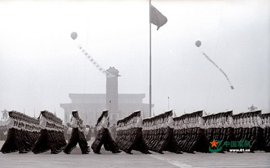 雄起 中国步兵