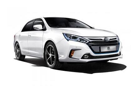 比亚迪秦电动车-比亚迪6月电动车销量全球第一 超越特斯拉 日产高清图片