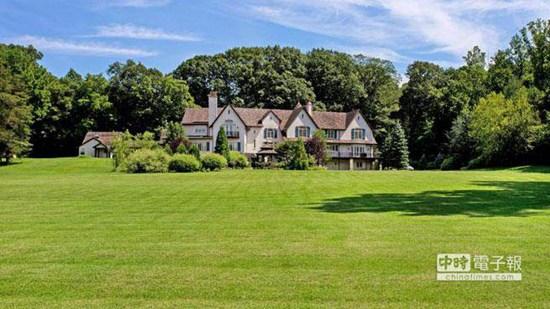 宋美龄长岛故居豪宅之一售出标价1180万美元(图)