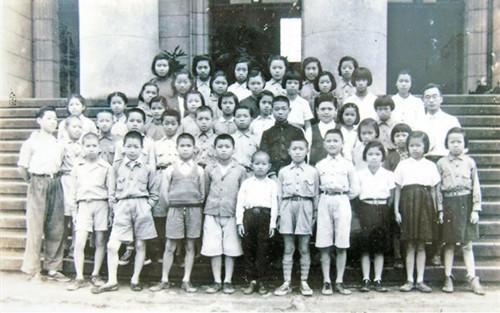 百年台博馆见证一张老照片串起一段68年两岸奇缘