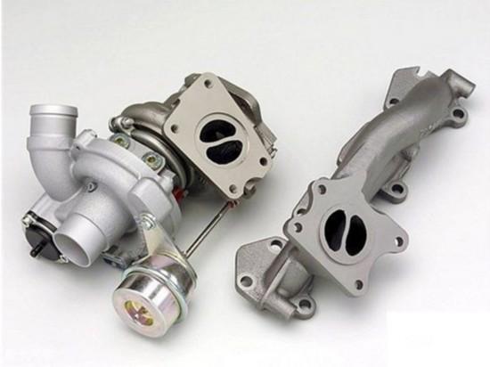 泄气阀可以通过ecu的信号来调节增压值.