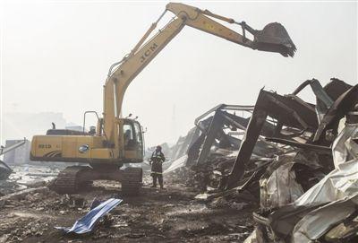 最高检介入天津港爆炸事故调查