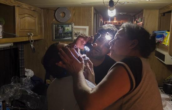 摄影师披露纽约贫民窟真实面貌