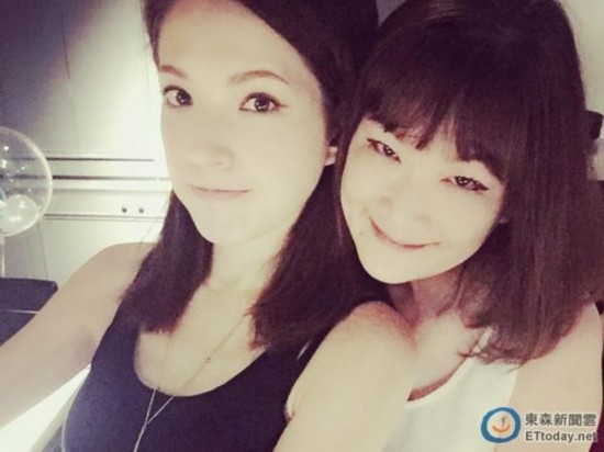 许玮甯和妈妈