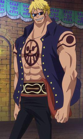 海贼王漫画797话贝拉米与罗上船或争执10场漫画临也受图片