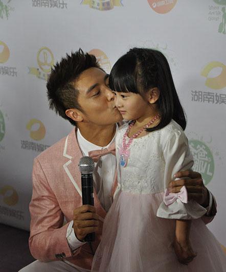 邓超孙俪李湘林志颖 盘点娱乐圈的幸福家庭