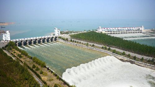 连云港海陵湖水利风景区