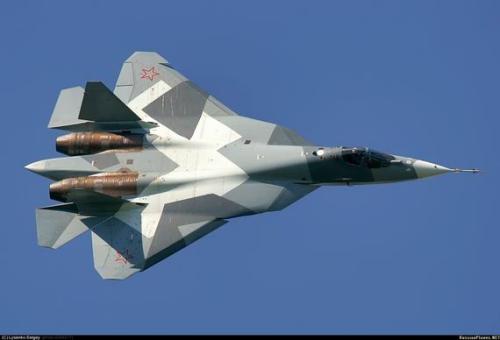 俄多款新型军机研制情况披露T-50拟开发舰载版