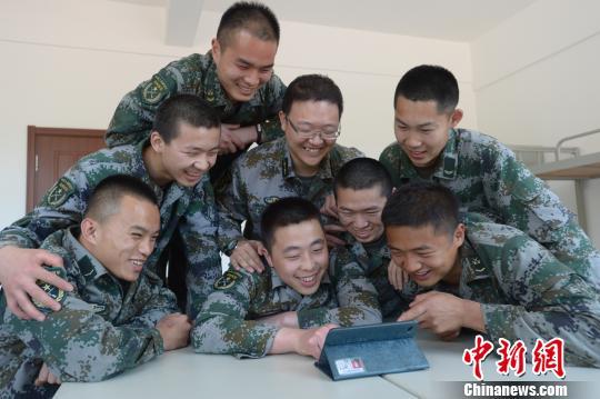 沈阳军区某油料仓库运用新型信息化平台开辟教育新阵地
