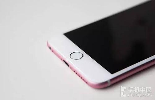 iPhone 6s粉色版真机曝光 妥妥的女性风