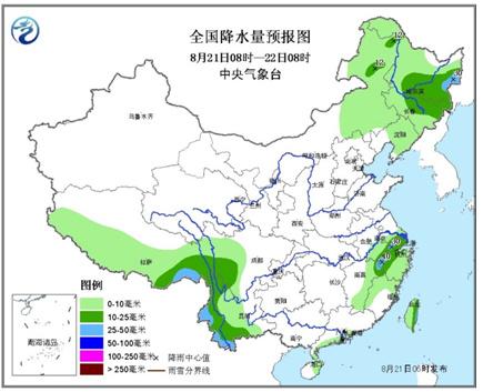 氣象台發布台風藍色預警東南部海域將有大風