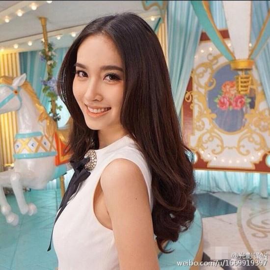 泰国最美人妖,分分钟把真女人逼死的节奏图片
