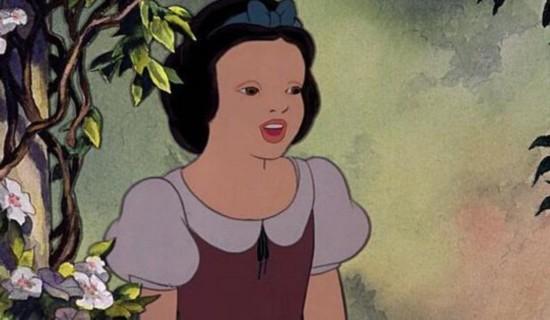 迪士尼公主素颜是什么感受 分分钟吓哭你