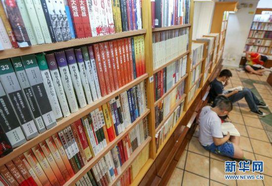 (抗战胜利70周年)(1)纪念抗战胜利70周年优秀出版物在沪展销