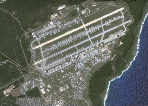 美国防部证明美驻日军事基地爆破 还没有伤亡陈述