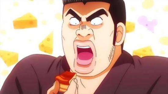 《俺物语》收视率超过《火影忍者》