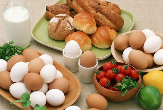 早晨吃鸡蛋的7个理由:保护视力助减肥