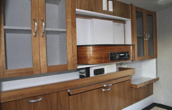 澳夫妇发明野营房车卧室厨房一应俱全(组图)