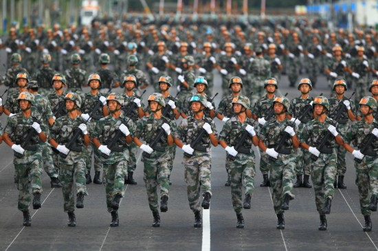 談論建立金察吉八路軍的部隊