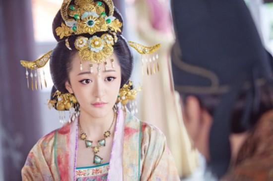 王紫潼《赵匡胤》演忧郁皇后 诠释女人悲歌