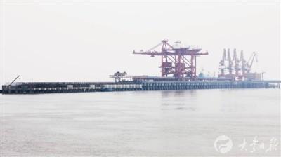 大丰沿海港口建设加快 打造海上丝绸之路支点