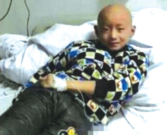 9歲兒子患腦腫瘤離世 母親捐其器官挽救3人