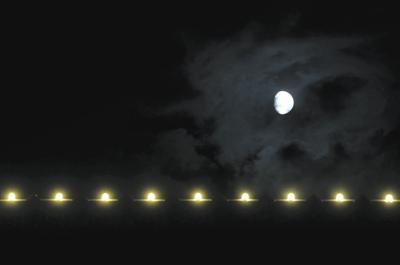 微信登录大月亮图片