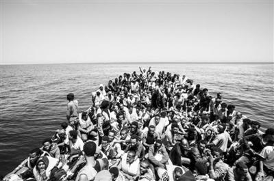 欧洲遇二战以来最严重难民潮 人数超26万