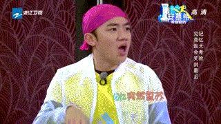 王祖蓝上金星秀正版盗版难辨 盘点王祖蓝模仿的逆天角色