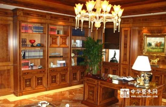中盛世家:红木家具清洁保养的三大误区