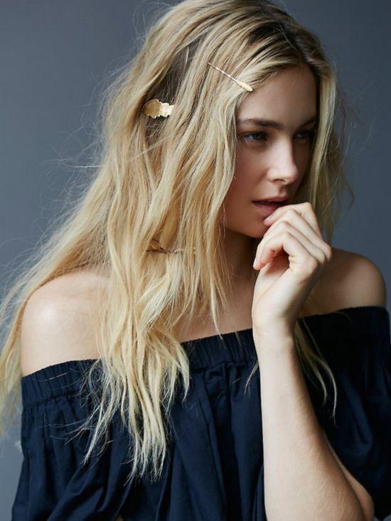 哪些配饰可以升级你的发型潮流度?瞬间改变