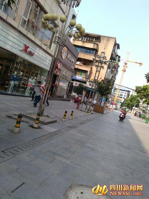 遂宁街头现砸金蛋骗局 工商回应:贪利上当是