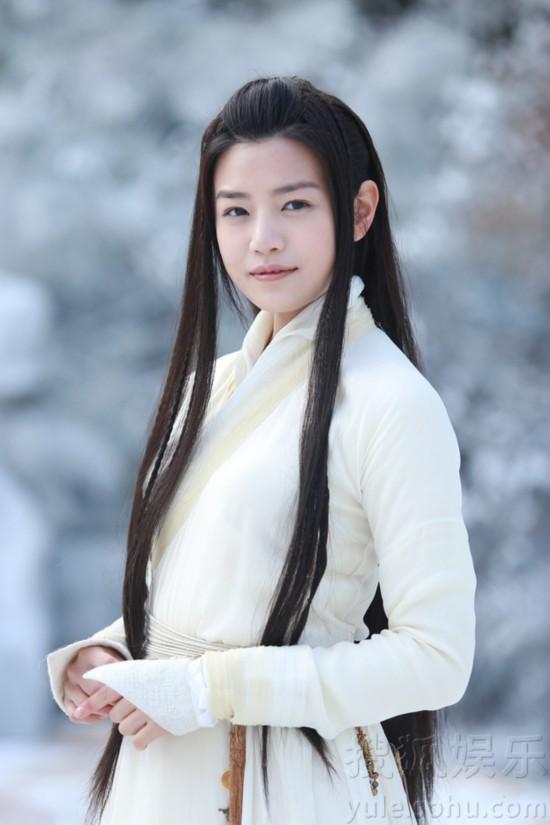 揭11版 小龙女 现状 陈妍希范文芳恋过儿 刘亦菲爱欧巴