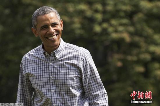 资料图片:美国总统奥巴马。