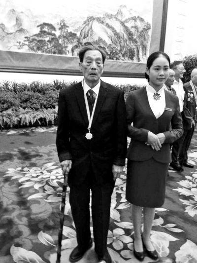 习近平颁发抗战胜利纪念章4人为河南籍 看看他们的故事