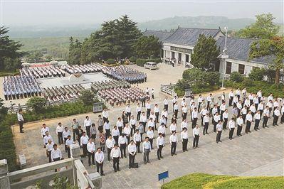 蘇州鎮江連雲港等地舉行多種活動紀念抗戰勝利