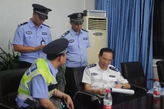 大閱兵,河南警察在忙些啥?公安廳長悄悄去了這些地方……