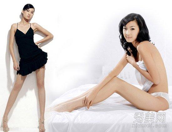 古晨,孫悅前女友,現在已經嫁為人妻。據稱,古晨的老公身份十分低調,幾乎沒有在公眾面前亮相過。回歸正題,古晨身材比例極好,尤其是一雙腿,小腿長,大腿與小腿過度勻稱。