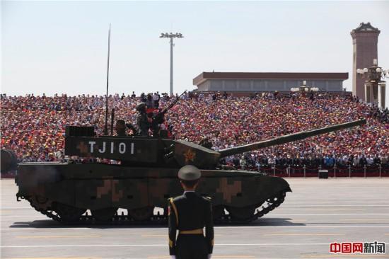 9.3阅兵武器装备全解析 新型主战兵器首曝光