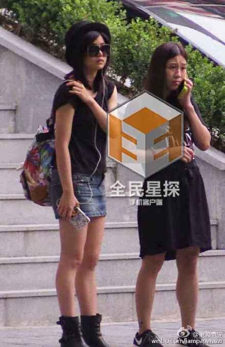 陳妍希澄清懷孕行程滿滿忙拍戲 圖揭女神的學霸人生