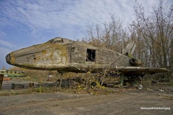 被遗忘的前苏联暴风雪号航天飞机原型机(高清组图)