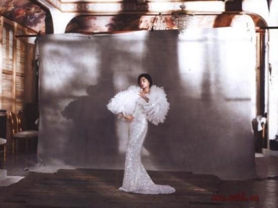 永远的国民女神 有种美叫做全智贤穿上婚纱