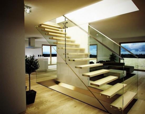 45张梦幻阁楼楼梯装修效果图 步步惊喜举心满足公主心