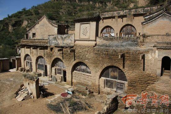 陕北窑洞 黄土高原的文化