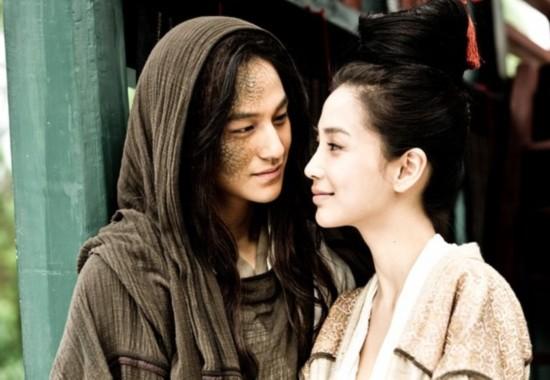 杨颖演过的电视剧或电影床吻戏脱戏吻胸安宁主演的电视剧图片