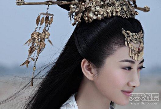 秒四大美女!揭秘中国古代第一美人