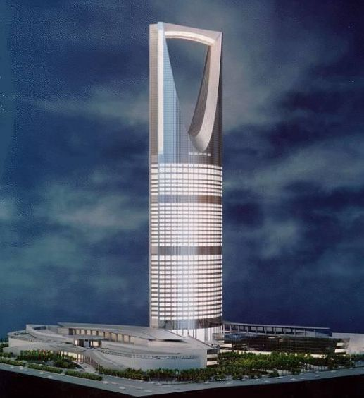 盘点世界最新十大高楼排行榜
