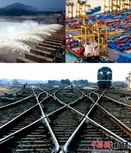 国家发改委两天批复8个基建项目 总投资超1400亿元